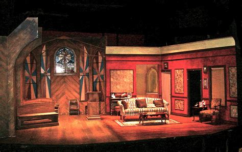 Set Design Ideas | set design by patrice andrew davidson at coroflot com
