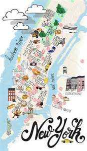 map nyc manhattan 25 best ideas about map of new york on map of manhattan new york maps and map of