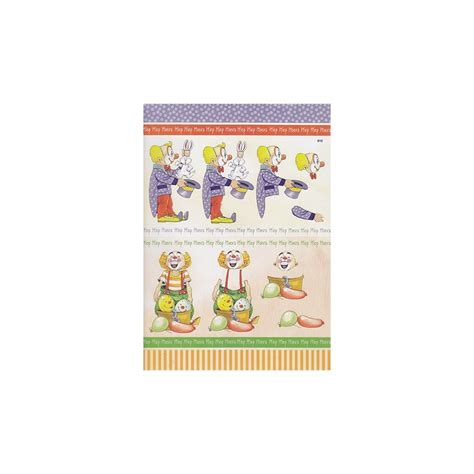 Decoupage For Children - decoupage sheet 009 hobbyshop agnes
