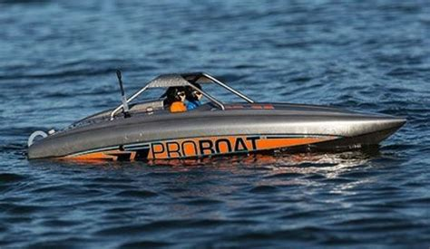 proboat jet boat proboat 23 quot river jet boat with 2 4 radio rtr version 2