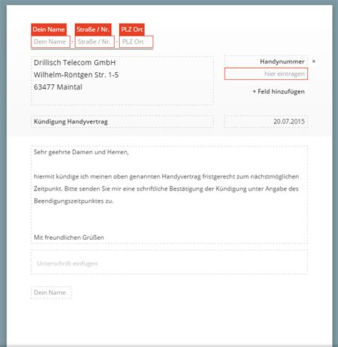 mietvertrag für haus muster kostenlos telco k 252 ndigung vorlage chip