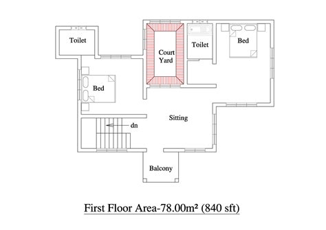 kerala home design first floor plan kerala building construction 2000 sqft 3bhk house plan