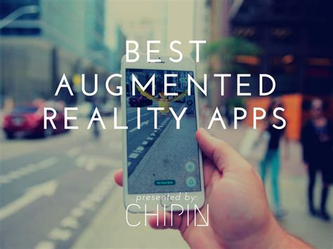 best augmented reality top 10 best augmented reality apps 2018 the future is