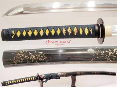 Japanese Handmade Katana - handmade japanese samurai katana sword tang blade