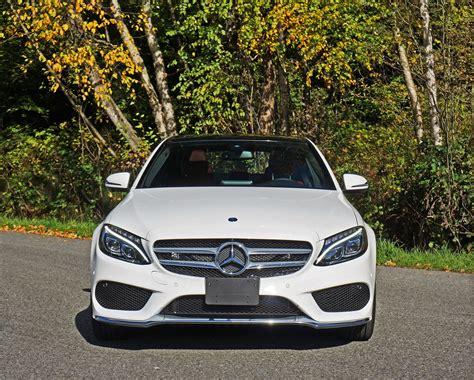 Mercedes C300 4matic by 2016 Mercedes C300 4matic Sedan Road Test Review