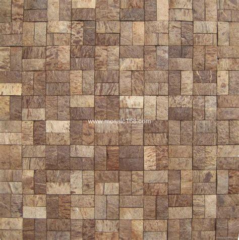 brick design mosaic coconut tiles china manufacturer coconut