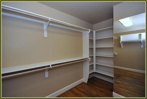 Hanging Double Curtain Rods by Double Closet Rod Dimensions Home Design Ideas