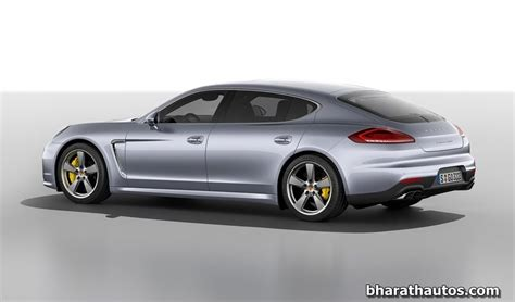 Porsche Panamera Facelift by 2014 Porsche Panamera Facelift Launched In India At Rs 1