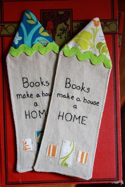 Handmade Bookmarks With Quotes - 1000 images about craft ideas bookmarks on