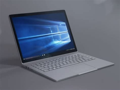 Laptop Microsoft Surface 4 Microsoft Surface Book Vs Surface Pro 4 Business Insider