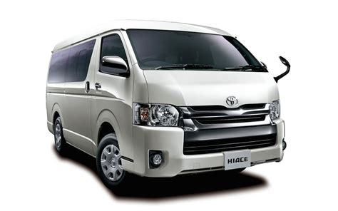 toyota hiace 2017 model price in pakistan specs features