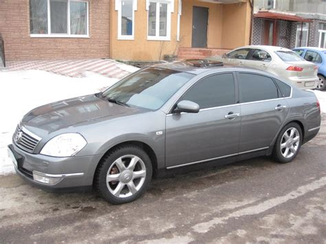 nissan teana 2007 2007 nissan teana pictures information and specs auto