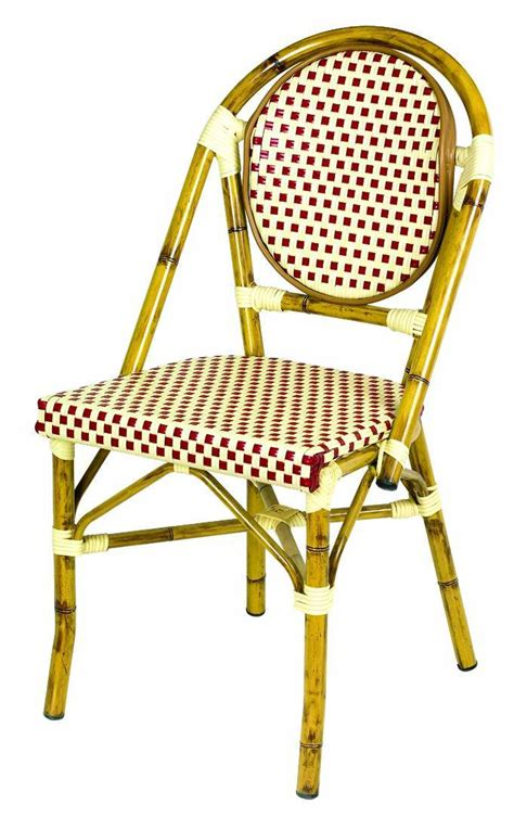 china rattan bistro chair for cafe shop restaurant