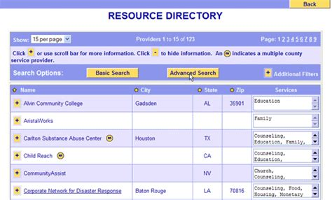 resource guide template new template
