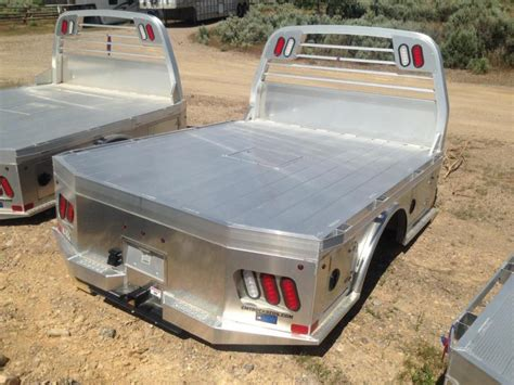 Cm Truck Beds Prices by 2017 Cm Aluminum Skirted Truck Bed New And Used Trailers