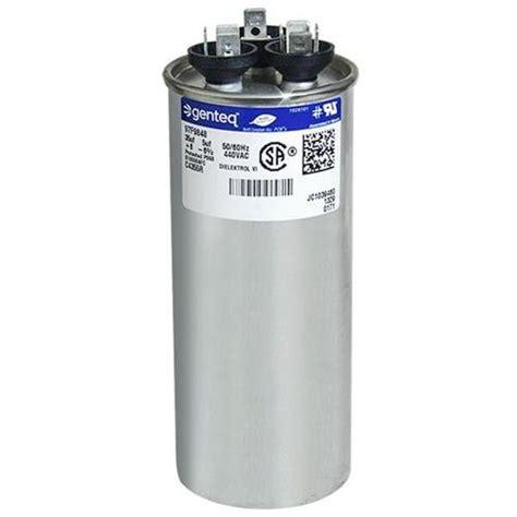 genteq capacitor 97f9899 ge genteq capacitor 35 5 uf mfd 440 volt 97f9848 replacement for z97f9899 97f9899 bnc