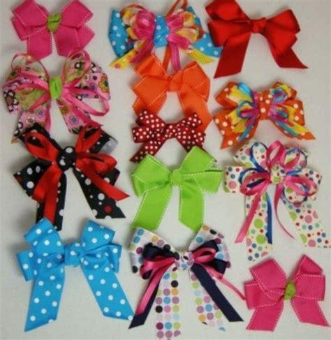 diy hair bows 30 fabulous and easy to make diy hair bows