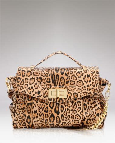 Leopard Print For The Ooh La La Baby by Ooh La La For Leopard Print Buy The Be D Rowan Satchel