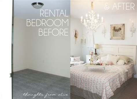Rental Bedroom Makeover 119 Best Images About Before After Makeovers On