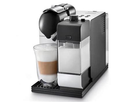 test et avis cafeti 232 re nespresso delonghi lattissima achat au meilleur prix