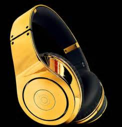 Beats By Dre 2 500 Beats By Dre 24 Carat Gold Headphones Lost In A