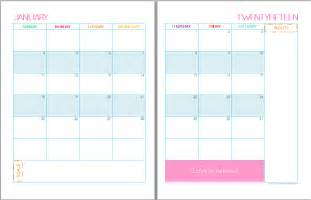 free printable 2015 monthly calendar template 9 best images of 2 page monthly calendar printable 2015