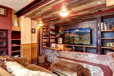 mountain cabin rental near manitou springs colorado