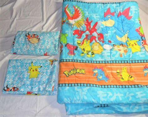 pokemon twin bedding 1000 ideas about pokemon bed sheets on pinterest cute