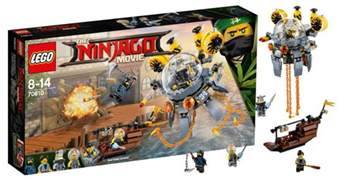 brickfinder new lego ninjago movie set 70610 discovered