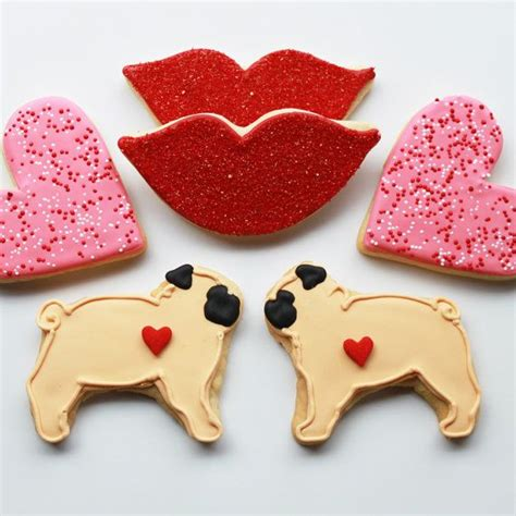 pug cookies pug cookies 10 handpicked ideas to discover in food and drink gifts
