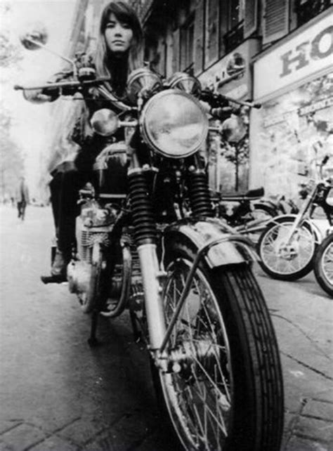francoise hardy on motorcycle francoise hardy motorcycle tumblr