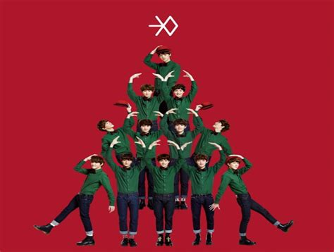 kpop news exo s miracles in december immediately ranks exo s luhan and lay scheduled to join performances of