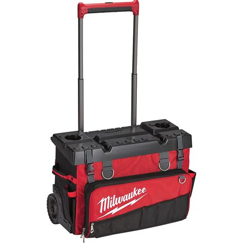 milwaukee 24 in hardtop rolling bag 48 22 8220 the home