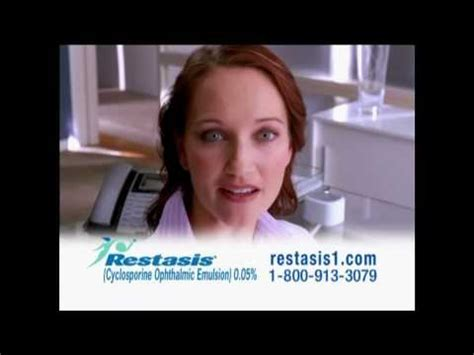 All Comments On Restasis Ad 2009 Youtube | restasis ad 2009 youtube