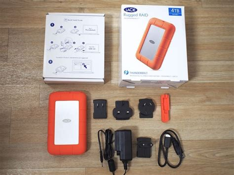 rugged mini review review on with the 4tb rugged raid thunderbolt drive mac rumors
