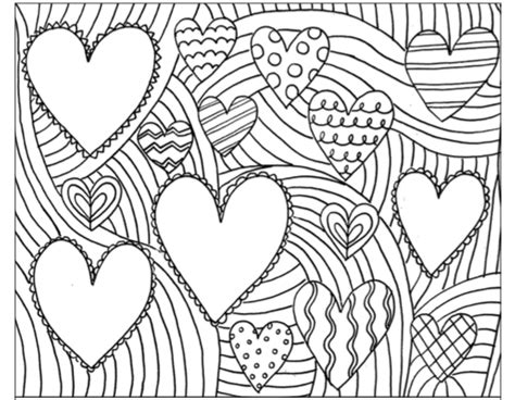 coloring pages for february february coloring page coloring pages ideas reviews