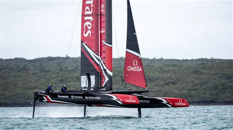 emirates nz nespresso rejoins emirates team nz in the quest for the