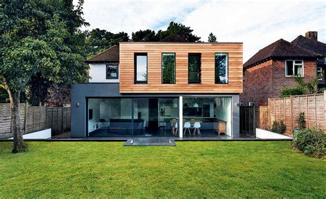 2 bedroom house extension ideas rear extension design ideas homebuilding renovating