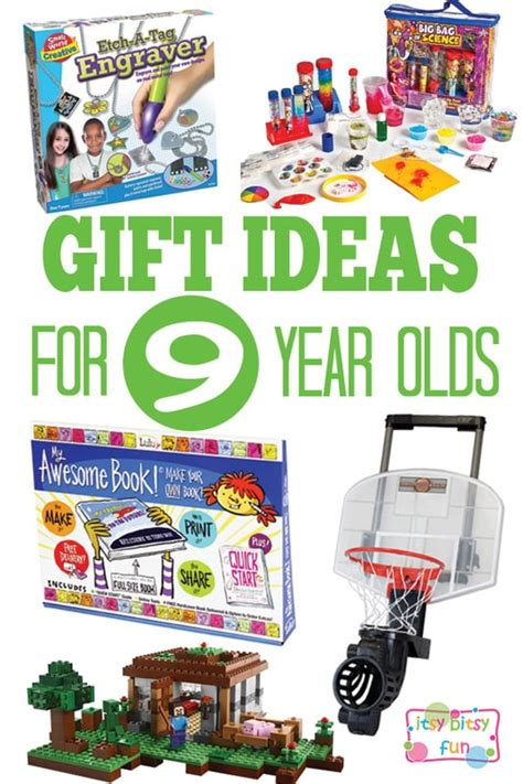 christmas gift ideas for 9 year old boys gifts for 9 year olds itsy bitsy