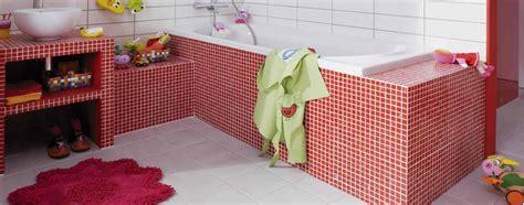 Meuble Salle De Bain Enfant Une Salle De Bain Rien Que Pour Les Enfants Leroy Merlin