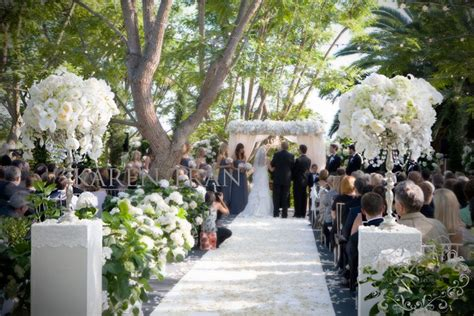 Wedding Ceremony Pics by Vintage Wedding Of Shawn And Zack In Rancho Santa Fe