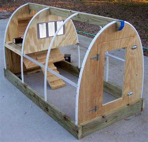 mina pvc chicken coop plans