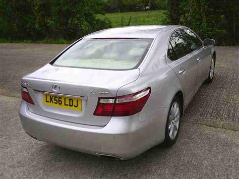 2007 lexus ls 460 for sale by owner lexus ls 460 se a silver 2007 car for sale