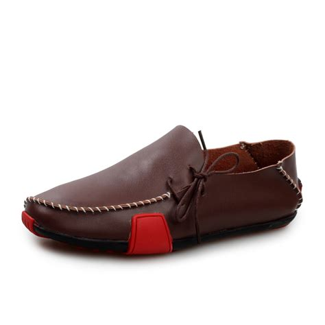 new moccasins shoes casual shoes mens loafers leathers