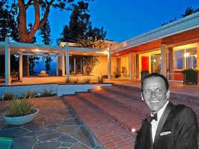 Frank Sinatra House by House Of The Day Frank Sinatra S California Party House