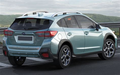 crosstrek xv 2018 subaru xv crosstrek 2018 3d model