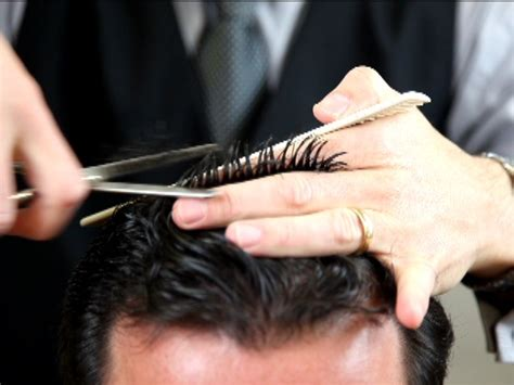 best day to cut hair to encourage growth how to cut hair learn about barber scissors barber