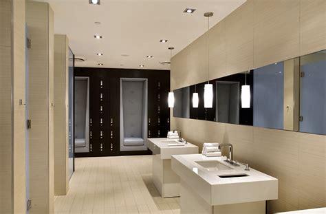 locker room design anyk design blends luxury and sweat for prestigious sitaras fitness facility