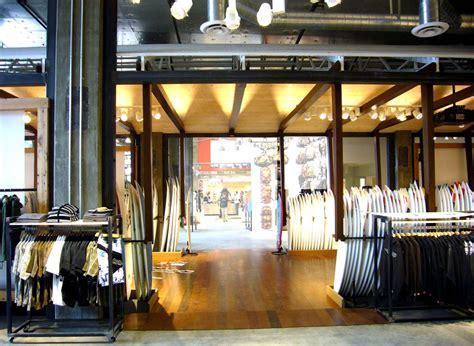 burton los angeles flagship retail store tres birds