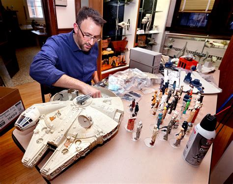 Nostalgia, passion, money drive 'Star Wars' toy collectors